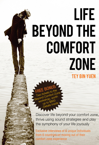 Life Beyond the Comfort Zone